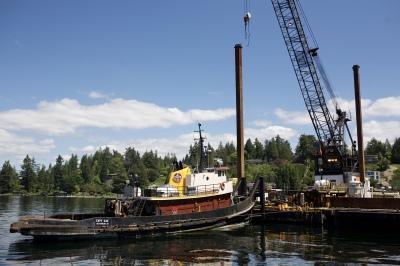 SR-520 Evergreen Point Floating Bridge
