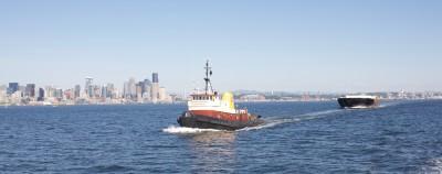 Barge Tows to AK