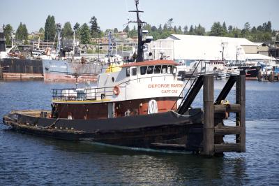 Pier 4 - Phase 2, Tacoma, WA