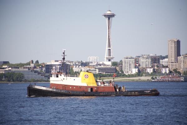 Clayton Arthur in Seattle