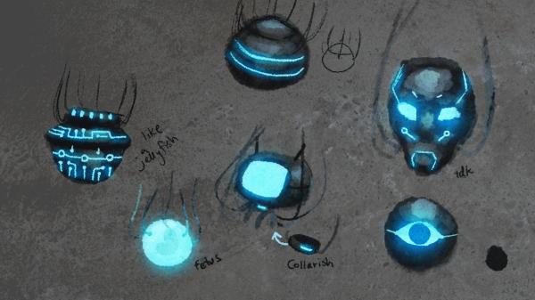 Solus Concept Art