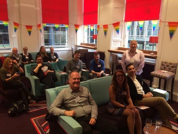 Pre-Pride Glasgow event