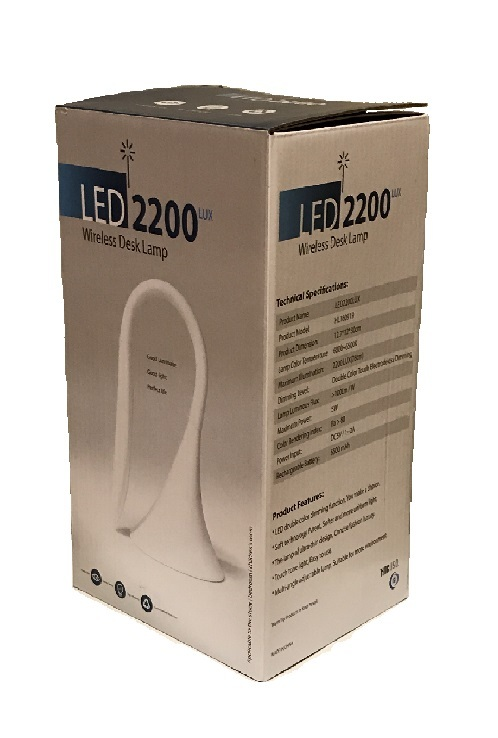 CORDLESS DESK LAMP  LED 2200 Lux USB LED 충전용 스탠드