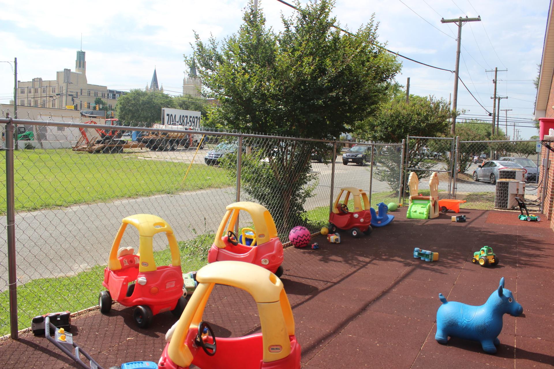Shelby Child Care Development Center