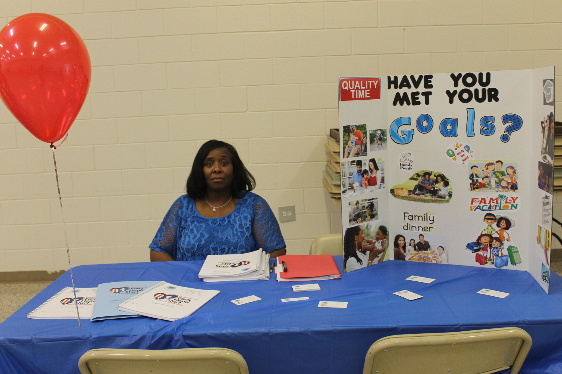 Early Head Start Parent Event