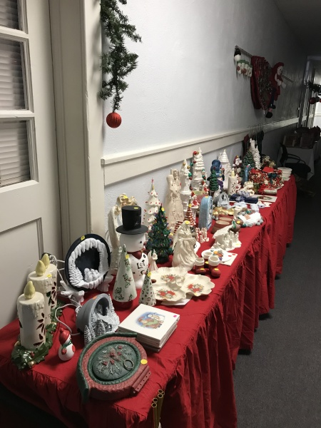 First Annual CCPFC Holiday Bazaar