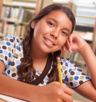 Broach-School-student-hispanic-girl