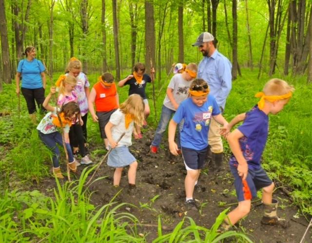 Fun in the Mud!