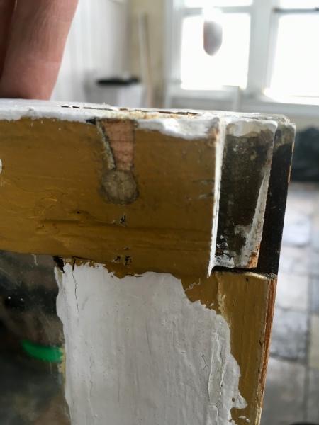 Easy Wood Window Sash Fix