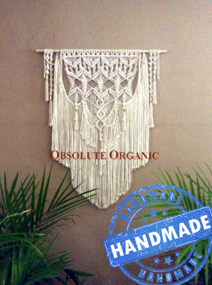 WH01 macrame wall hanging
