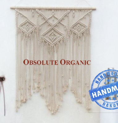 macrame wall hanging , model WH02