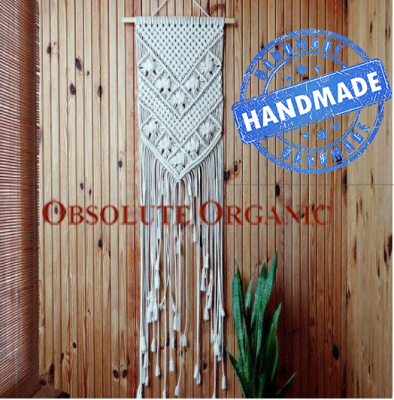 WH07 macrame wall hanging