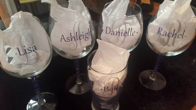 Nicole's Personalised Gifts