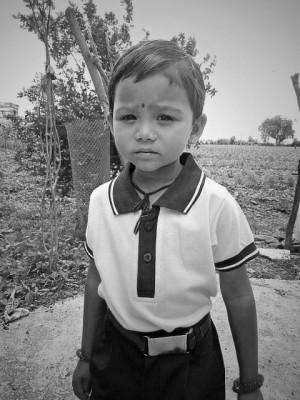 "alt=""sponsor child lifted karma project shruti world vision"""