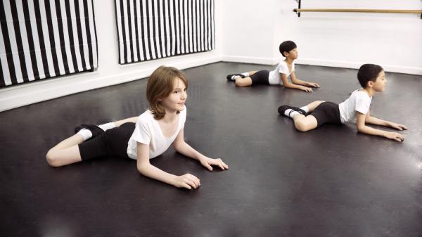 Lets start learning ballet together