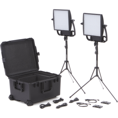 Astra 1x1 Bi-Color LED Traveler Kit