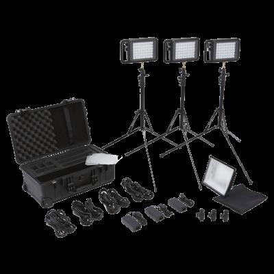 Litepanels Lykos Bi-Color Flight Kit