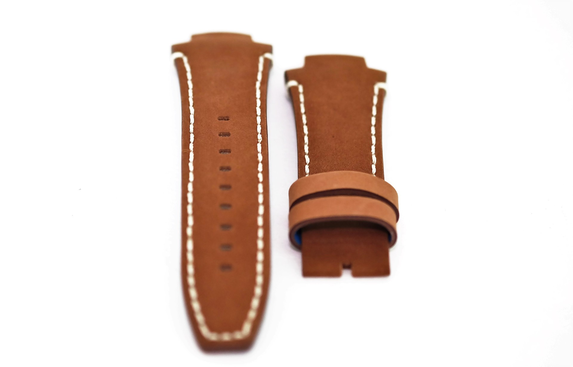 46-Tobacco Nobuk Leather