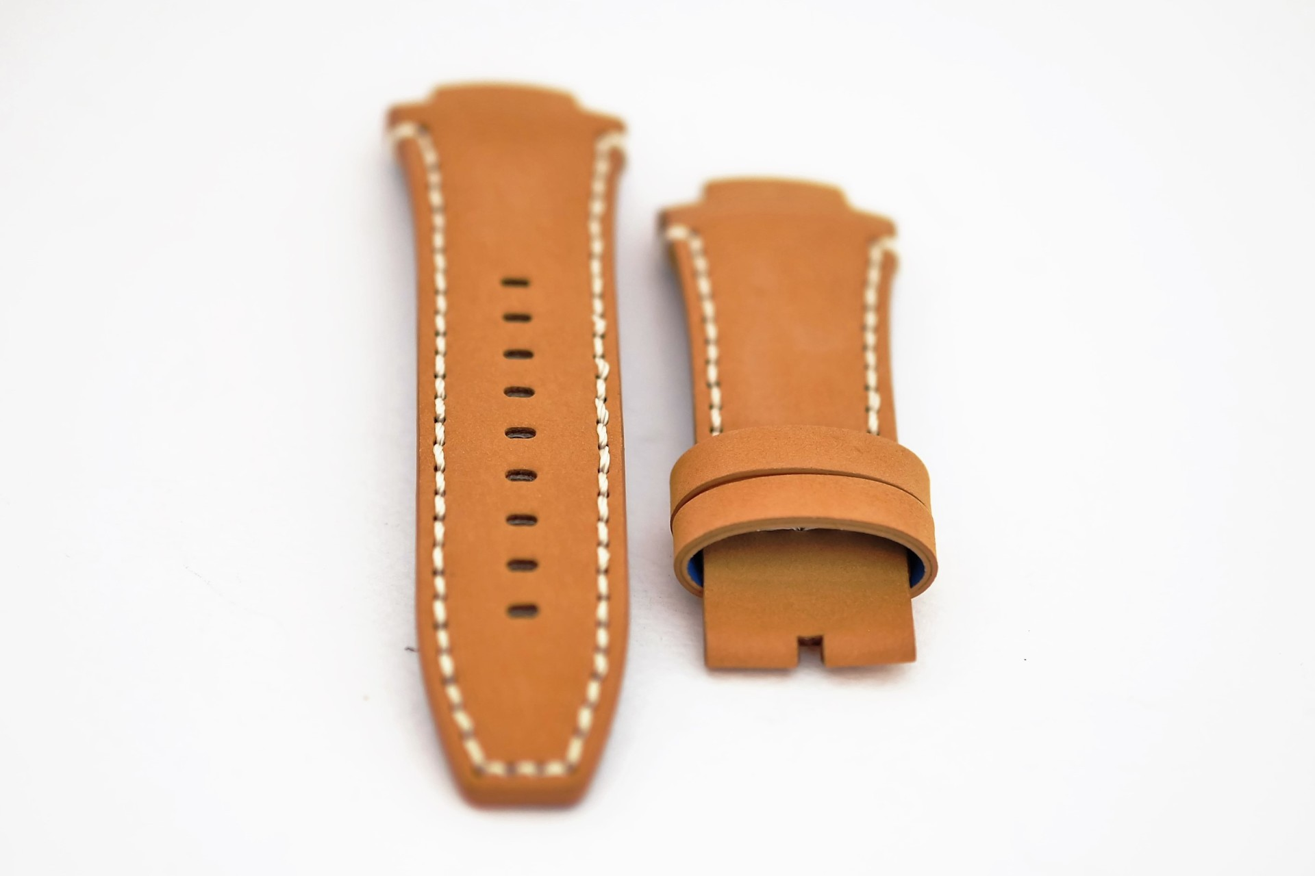 46-Tan Nobuk Leather