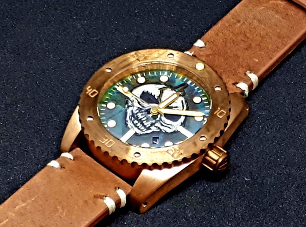 #bronzewatch #bronzo #watches #automaticwatches