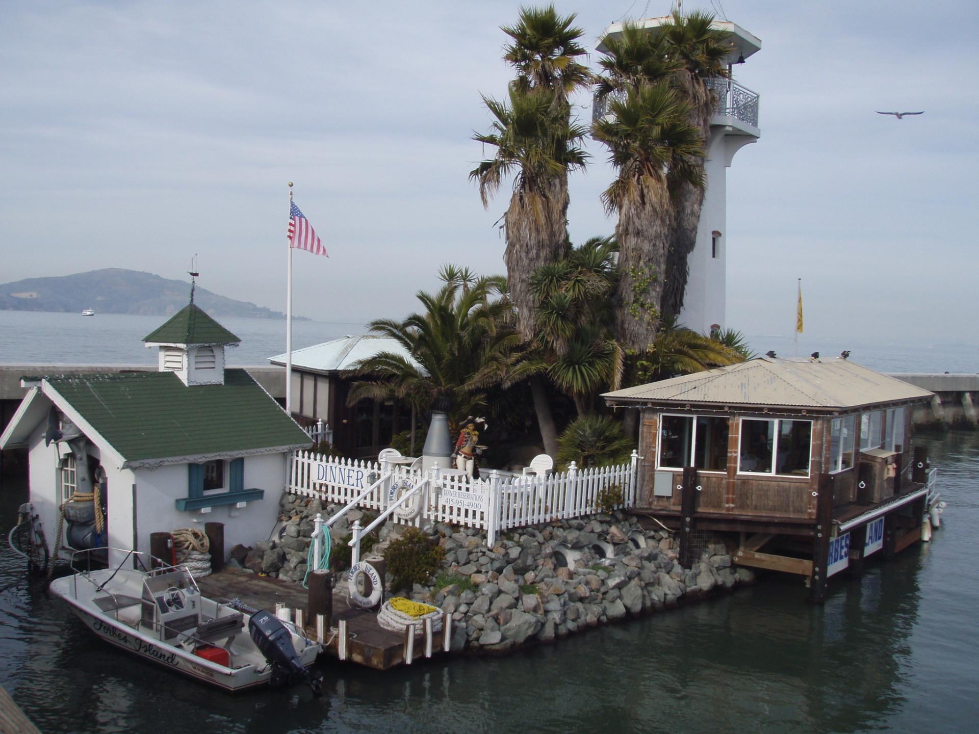 SF Bay, Forbes Island