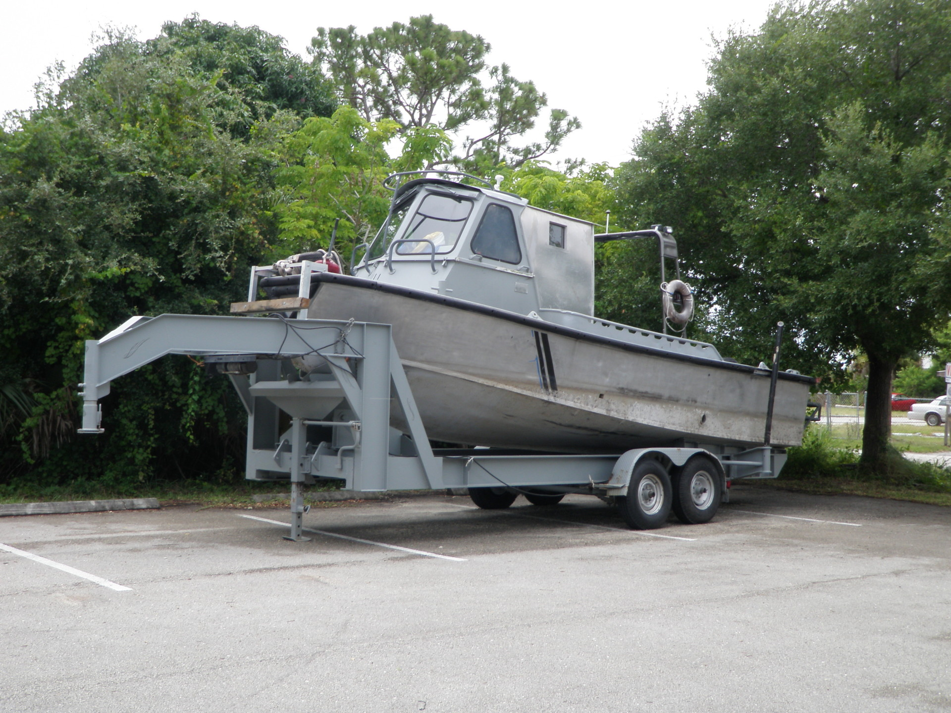 My tow boat