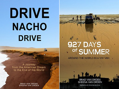 """Drive Nacho Drive"" + ""927 Days Of Summer"" Audiobooks (2016)"