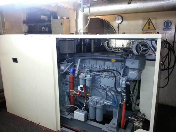 Installation of on-board Generator