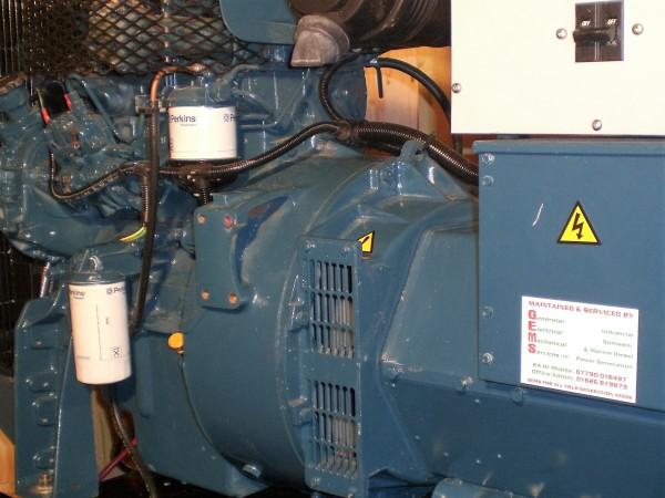 Sabb Diesel repaired by GEMS