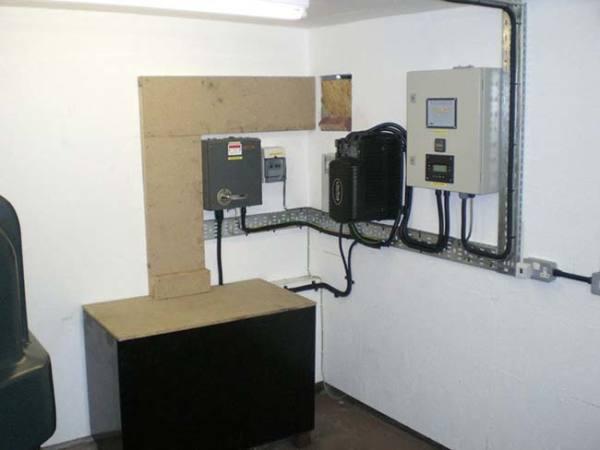 Inverter power supply by GEMS
