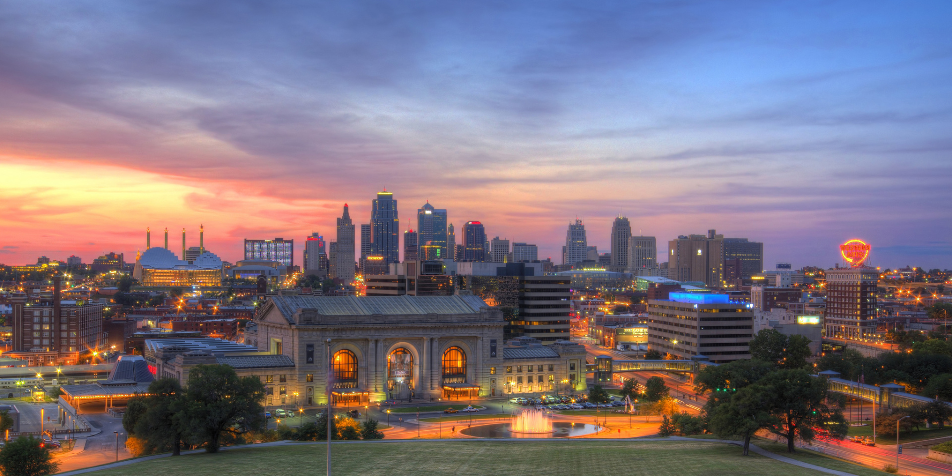 KANSAS CITY : HOME AWAY FROM HOME