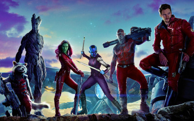 Road to Infinity War: Guardians of the Galaxy
