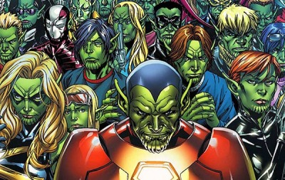 The Skrulls and how this might impact the MCU