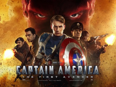 Road to Infinity War: Captain America the First Avenger