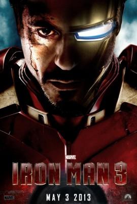 Road to Infinity War: Iron Man 3