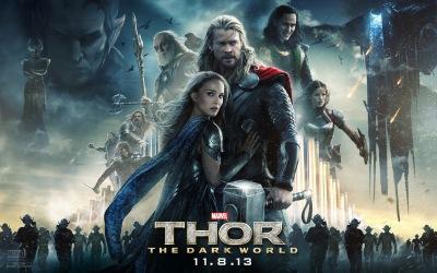 Road to Infinity War: Thor the Dark World