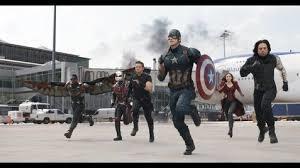 Road to Infinity War: Captain America Civil War