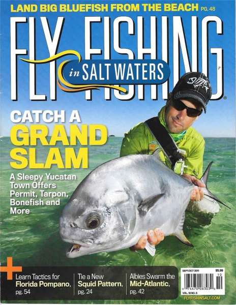 FlyFishing in Saltwaters