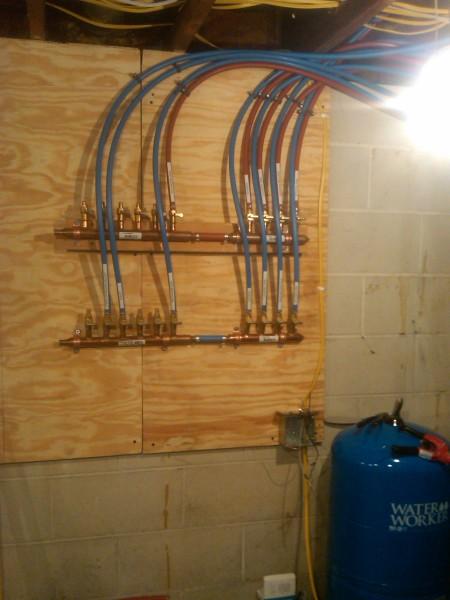 Plumbing House Remodel