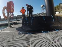 Shark Net Repairs Sydney