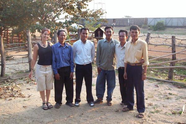 Konpong Chnang Province 2003