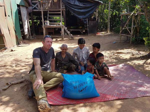 Bringing the support of Australia to the people of Cambodia