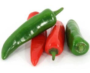 ANAHEIM / NEW MEXICO CHILLI PEPPER - ORGANIC
