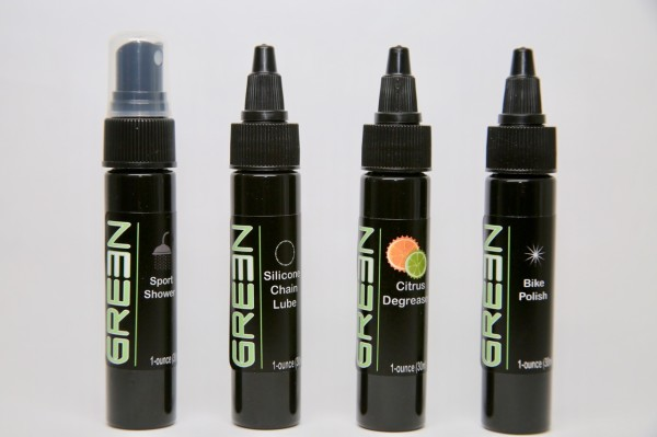 Anti-Fog Lens Treatment, Silicon Chain Lube, Citrus Degreaser, Bike Polish