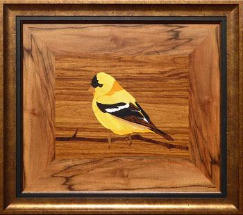D314 Goldfinch