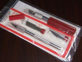 Knives & Blades Set