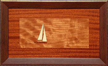 D308 Sailboat
