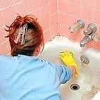 kill  mold, clean up mold, bathroom mold,