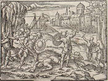 The Violent World of Old Testament Israel and Judah