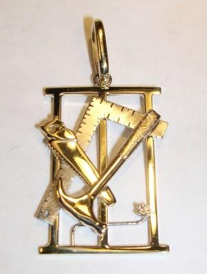 "The ""Craftsman"" Pendant"